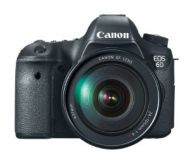 Canon EOS 6D Mark II with 24-105mm F/4L Lens Kit