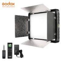 Godox LED500LR-C 3300K-5600K LED Video Continuous Light Lamp Panel Reflector & Remote